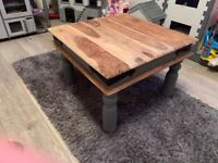 Upcycled Coffee/Side Table