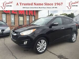 2010 Hyundai Tucson Limited AWD Leather Pano Roof