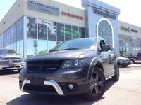 2015 Dodge Journey Crossroad - 7 Passenger- Leather