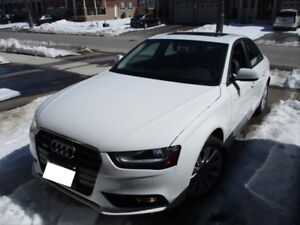 2014 Audi A4 2.0 Komfort | LEATHER | ROOF | ONE OWNER