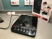 Tefal Everyday Induction Hob. As New.