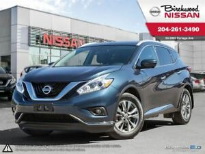 2016 Nissan Murano SL Navigation, Back UP CAM , Sunroof