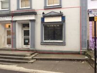 Shop To Let, 18 Maxwell Place, Stirling