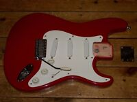 Fender USA Eric Clapton Signature Stratocaster body 1990 with Lace Sensor pickups