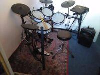 TDW 1 Roland V drums