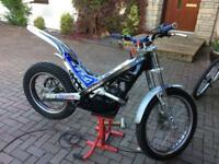 Sherco 80cc trials bike NOW SOLD