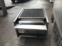 CATERING COMMERCIAL GAS CHARCOAL ARCHWAY GRILL RESTAURANT TAKE AWAY SHOP CUISINE EQUIPMENT KITCHEN