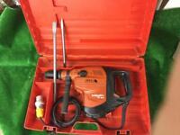 Hilti TE 80 ATC AVR Breaker 110v