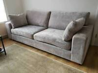 Next Sonoma 3 seater sofa