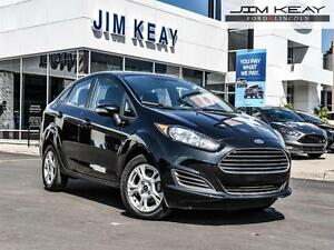 2015 Ford Fiesta SE 4DR SEDAN*AUTOMATIC*1.6L*HEATED FRONT SEATS*