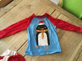 Christmas tops 2-3 years
