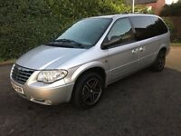 2004 Chrysler Grand Voyager 2.8 CRD executive limited EDS 7 SEATER