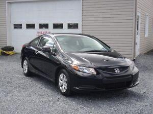 2012 Honda Civic Coupé LX