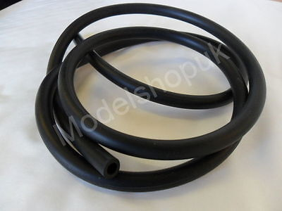 4mm BLACK RUBBER WINDSCREEN WASHER JET HOSE 5/32 TUBE
