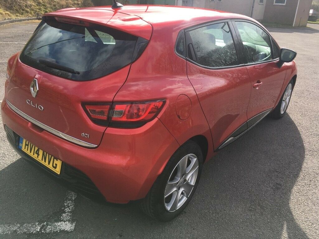 2014 RENAULT CLIO DYNAMIQUE MEDIANAV ENERGY 1 5 DCI S/S ZERO TAX/ NEW MOT  £2999! | in Nantyglo, Blaenau Gwent | Gumtree