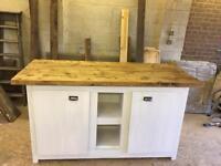 Handmade bespoke kitchen