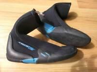 C-Skins Legend wetsuit boots - size: UK 7