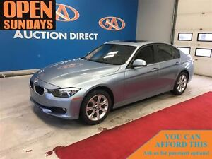 2013 BMW 328 i xDrive SUNROOF! LEATHER!