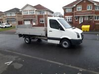 VOLKSWAGEN CRAFTER TIPPER YEARS M.O.T £4950 NO VAT !!!!