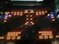 Beringer cmd studio 4a USB 4 deck controller