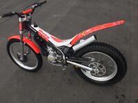Beta Rev 80 Trials Bike 2007/2008 Full size wheels