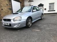 Subaru impreza Turbo WRX 91k 2003