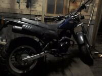Yamaha TW125 cc