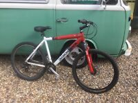 Diamondback mountain bike needs attention