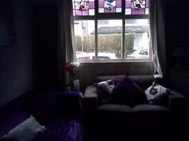 Master bedroom in a friendly proffessional houseshare off the lisburn road