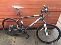 Team Boardman hybrid mountain bike