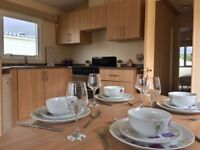 Fixed Static Caravan For Sale in Borth, 8 Berth, Mid Wales, Beachside, Coastal, 12 Months Season