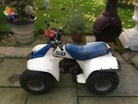 Suzuki lt50cc quad