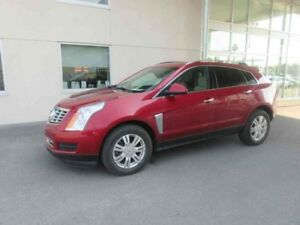 2013 CADILLAC SRX AWD Luxury