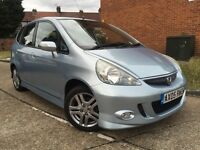 HONDA JAZZ SPORTS**2 OWNERS**2 KEYS**FSH**PARKING SENSORS**LONG MOT**HPI CLEAR**