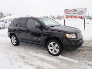 2013 Jeep Compass SPORT!! NORTH!! 4X4! CERTIFIED!