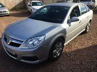 2007 VAUXHALL VECTRA EXCLUSIVE 1.9CDTI 1 YEAR MOT! TURBO DIESEL!