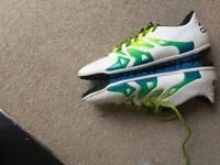 adidas X 15.3 Astro Turf Mens Football Trainers - White