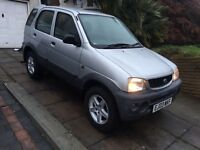 Daihatsu Terios (22.200 miles) Tracker, full service history , oil, filters changed 2 days ago