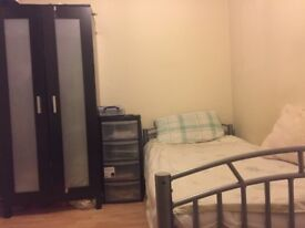Single Room Near Euston Square Station