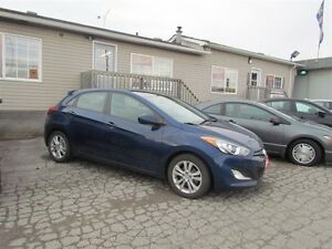 2013 Hyundai Elantra GT GLS | ROOF | HEATED SEATS | ONE OWNER London Ontario image 4