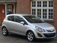 2012 (12) Vauxhall Corsa 1.4 i 16v SXi 5dr - 43,000 MILES - PRIVACY GLASS - 2 OWNERS