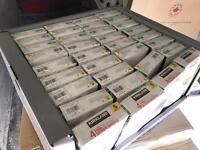 *BULK* 34 PACKS OF 4 KIRKLAND BOXER BRIEFS (SMALL)