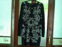 Size 16 jumper dress