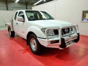 2012 Nissan Navara King Cab 4x4 - Driveaway Price Breakwater Geelong City Preview