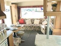 Perfect Beginners caravan for sale at Heacham beach Nr Hunstanton and wells. Site fees included