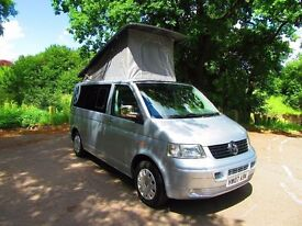 Vw transporter brand new camper conversion 2.5tdi