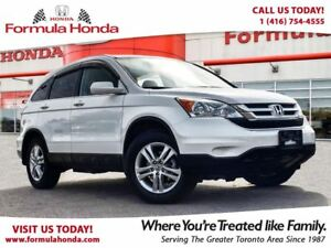 2011 Honda CR-V EX-L | ALL WHEEL DRIVE | LEATHER | LOW KM