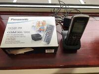 Panasonic and TT fone unlcoked in Crawley