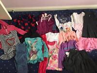 Bundle clothes age 5-6
