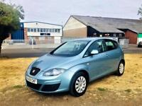 SEAT ALTEA 1.4 S, MOT July 2019, Looks and drives superb, Just serviced, Cambelt changed (blue) 2009